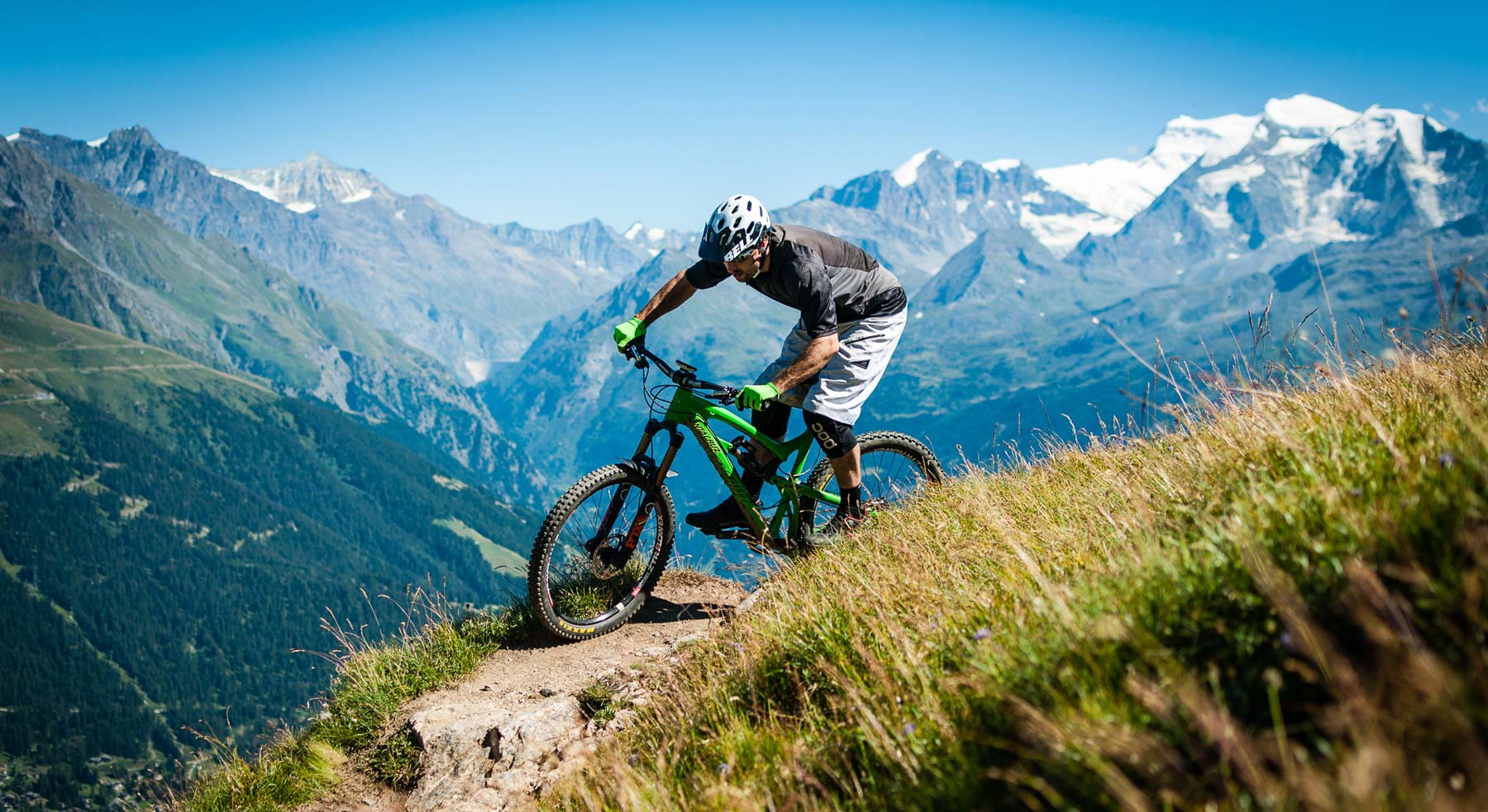 Verbier Mountain Bike Hire